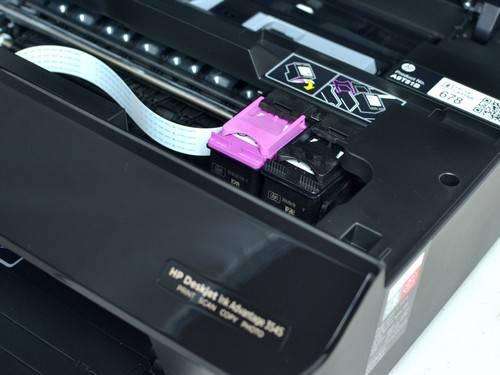 как узнать сколько осталось краски в принтере hp
