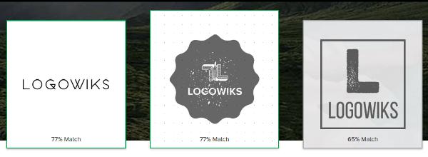 Лого текст