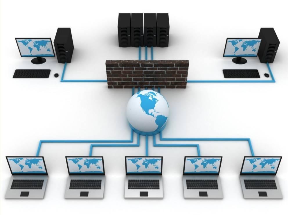 Какие бывают компьютерные сети