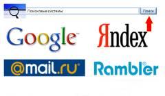 Регистрация сайта в поисковых системах