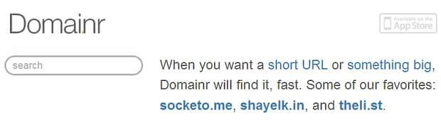 Генератор доменов по ключевым словам