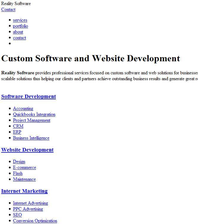 Как расшифровывается html