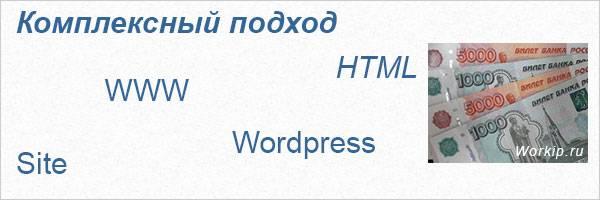 Выравнивание текста по центру html
