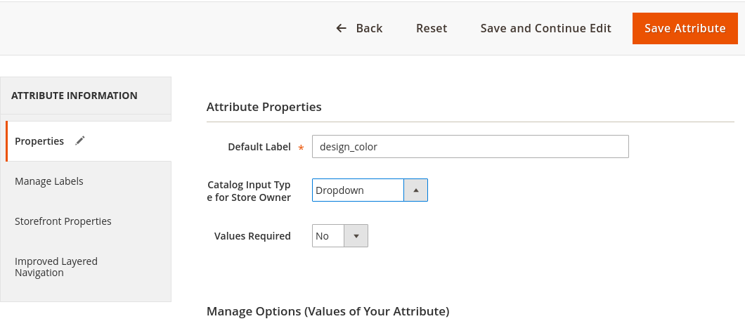 get option label from drop down