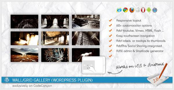 Wordpress gallery