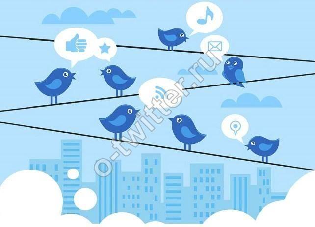Твиттер взгляд