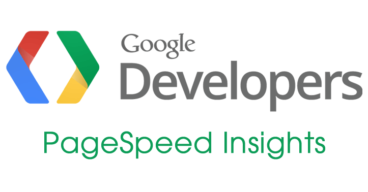 Google Developers PageSpeed Insights