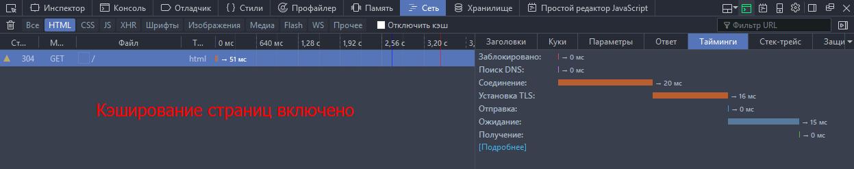 Сократите время ответа сервера wordpress