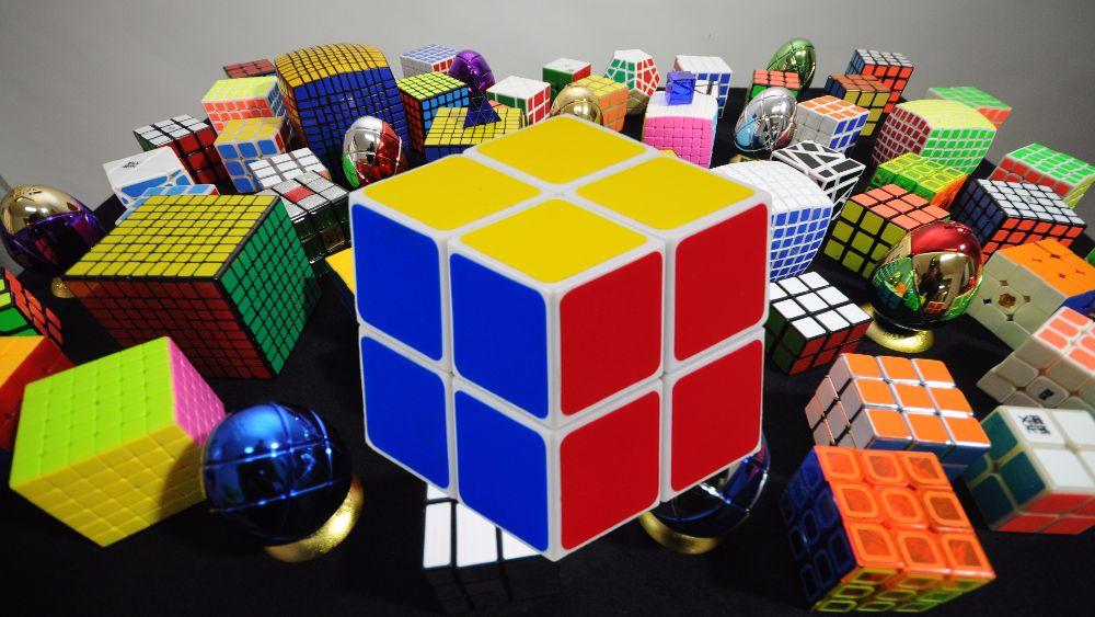 Как собрать кубик видео
